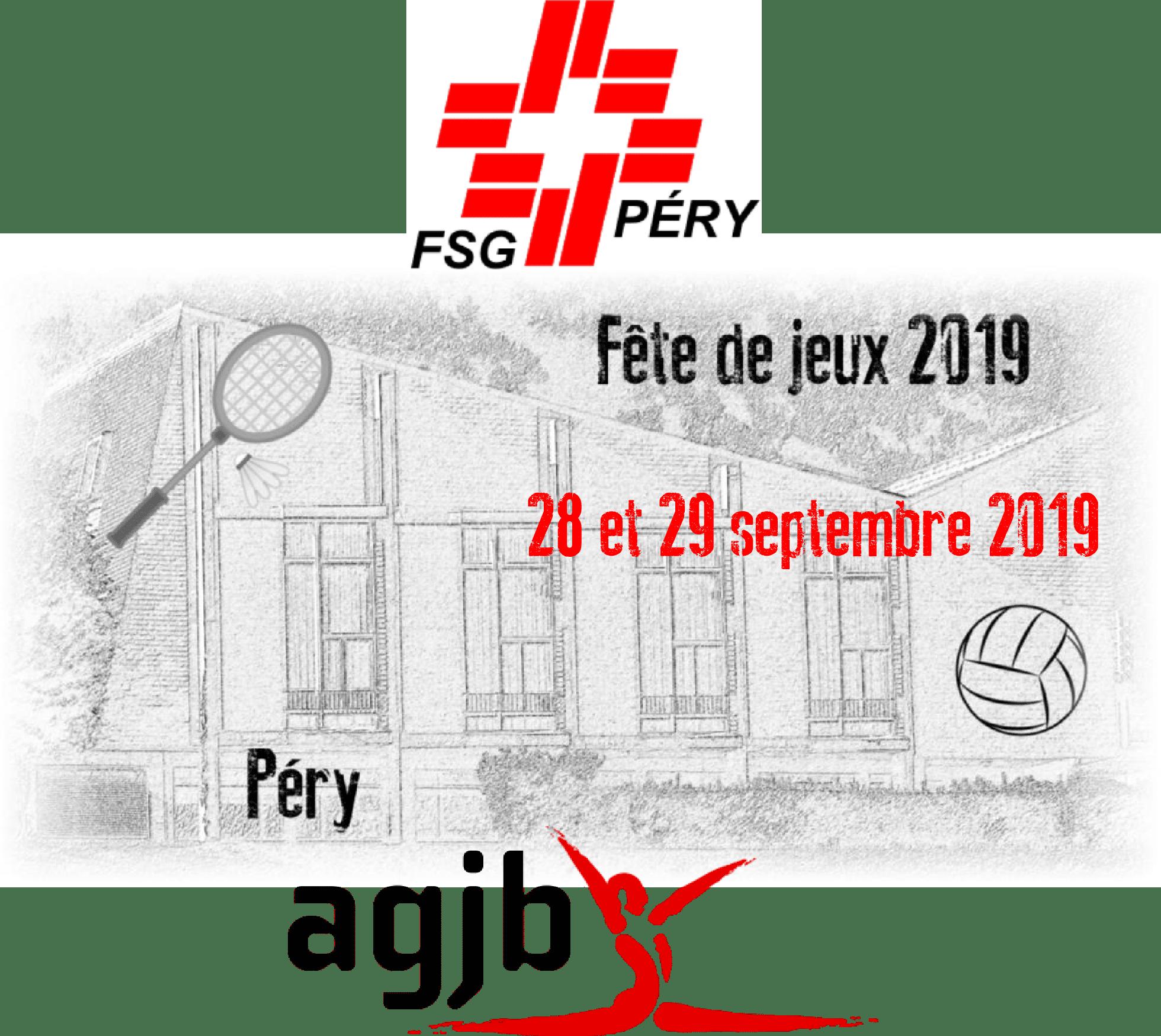 Fête de jeux 2019