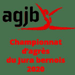 Championnat d'agrès AGJB 2020